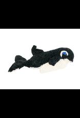 Lucuma Designs Orca Finger Puppet