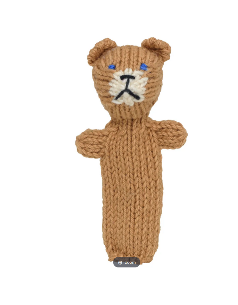 Intercrafts Peru Bear Finger Puppet