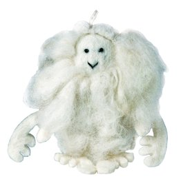 dZi Inc. Yeti Ornament