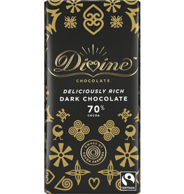 Divine Chocolate Divine Chocolate Bar 70% Dark