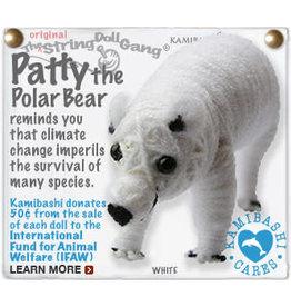 Kamibashi Polar Bear Keychain