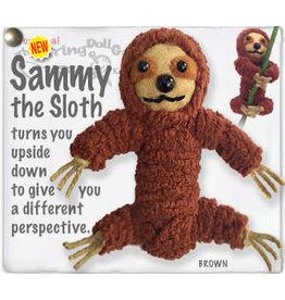 Kamibashi Sammy Sloth Keychain
