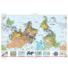 Whats Up? South! World Map