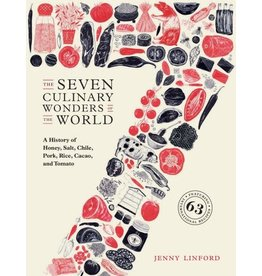 Educational The Seven Culinary Wonders of the World