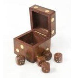 Matr Boomie Wooden Dice Box