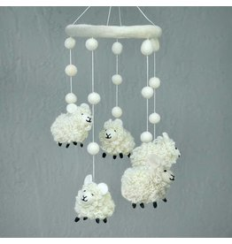 The Winding Road Sheep Mobile