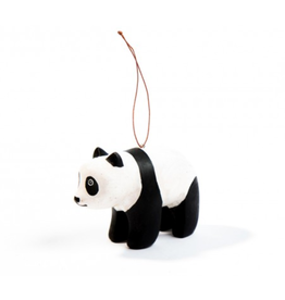 Undugu Society of Kenya Endangered Panda Ornament