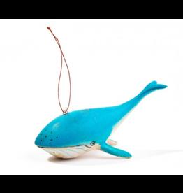Undugu Society of Kenya Endangered Whale Ornament