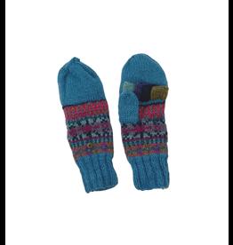 Laundromat Woolen Sabina Finger Mittens