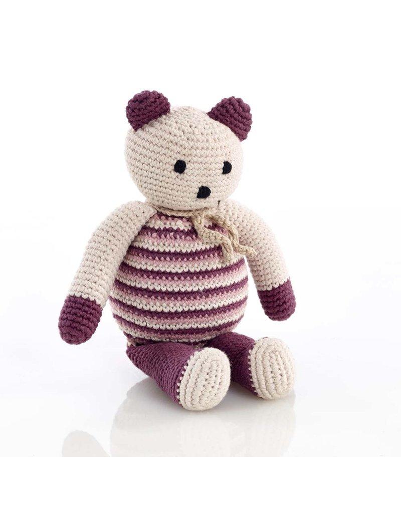 Kahiniwalla Organic Bear Soft Purple