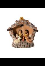 Lucuma Designs Star Nativity Creche