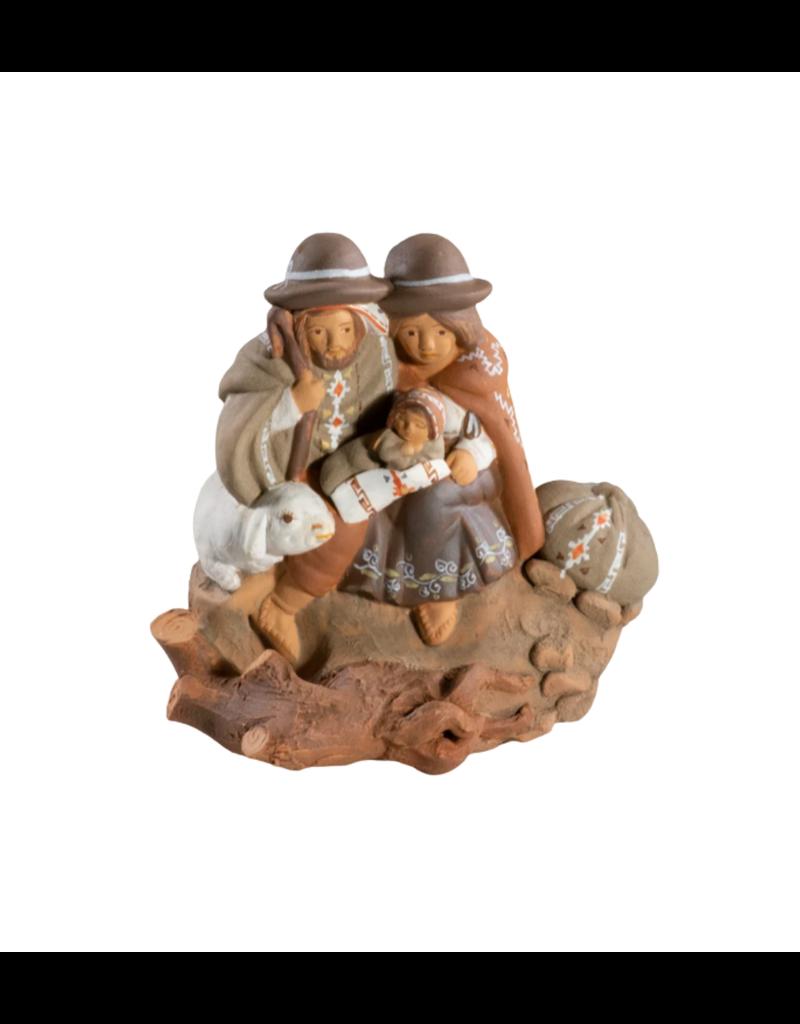 Lucuma Designs Sheep and Holy Family Nativity