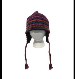Laundromat Woolen Sheridan Earflap Hat