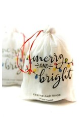 Association of Craft Producers Merry and Bright Gift Bag