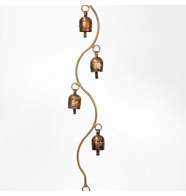 Mira Fair Trade Curved Bell Chime