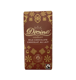 Divine Chocolate Divine Chocolate Bar Milk Chocolate
