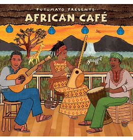 Putumayo African Cafe CD
