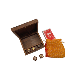 Matr Boomie Rosewood Game Box