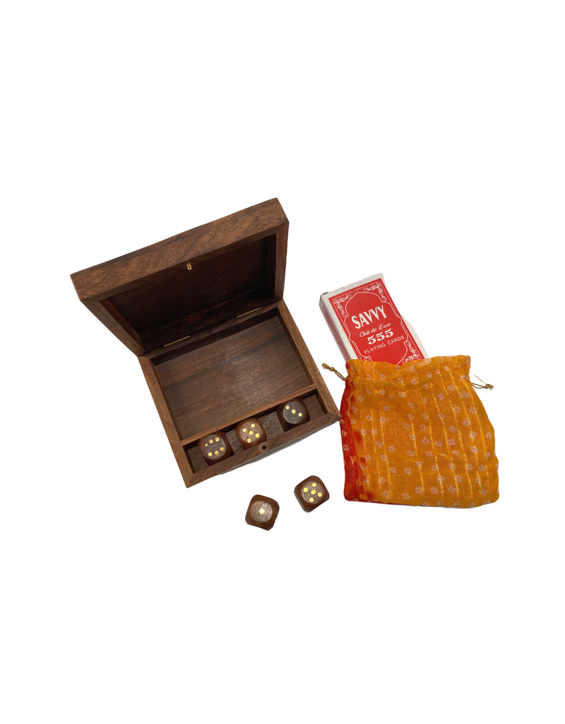 Matr Boomie Rosewood Game Box