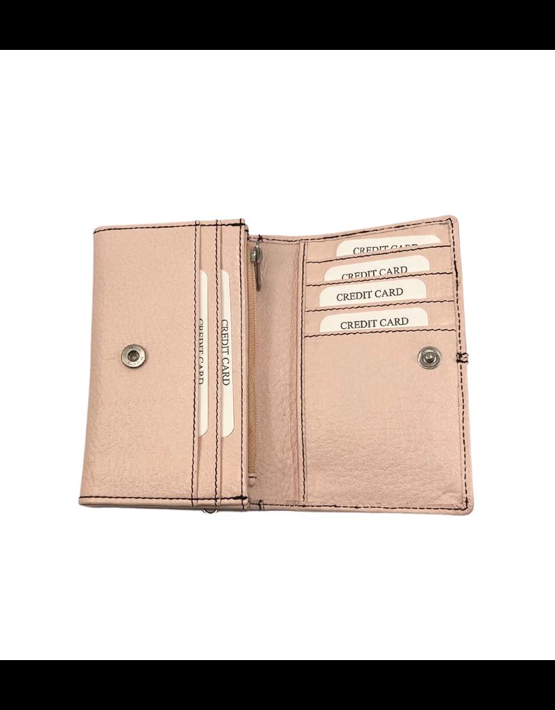 Craft Resource Center Blush Pink Wallet