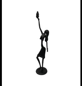 Atelier de Formation et de Promotion des Artisans Celebration Dance Sculpture