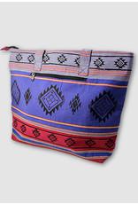 Ganesh Himal Geometric Tote Bag
