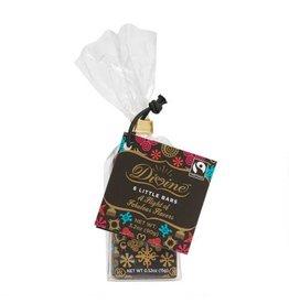 Divine Chocolate Mini Chocolate Bar Gift Bag
