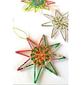 Ganesh Himal Gum Wrapper Tree Ornament