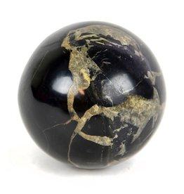 Minga Imports Septarian Sphere
