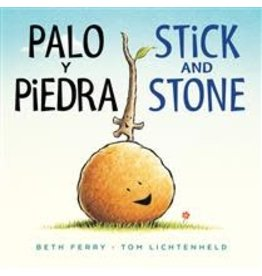Educational Stick and Stone Palo y Piedra