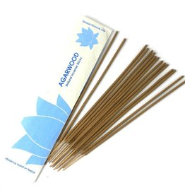 Global Groove Agarwood Incense Sticks (10)