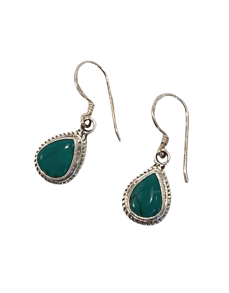 Ganesh Himal Teardrop Earrings