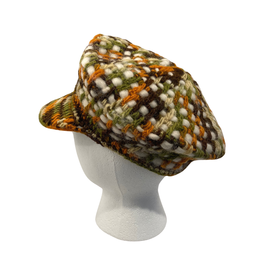 ARK Imports Colorful Artsy Crochet Hat