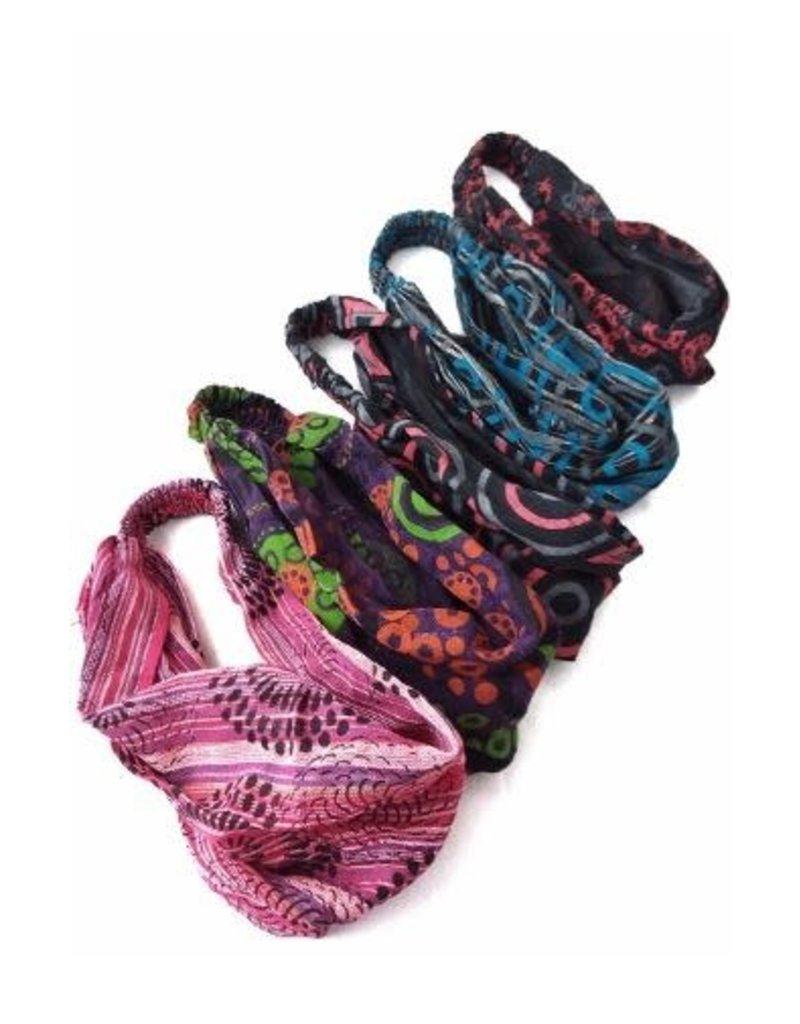 Ganesh Himal Colorful Cotton Headband