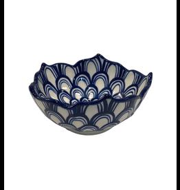 Lucia's Imports Ceramic Lotus Bowl
