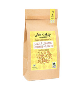 Friendship Tea Ginger and Cinnamon Twinpack