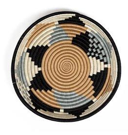 Azizi Life Tiger Lily Basket Tray (Large)