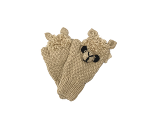 Andes Gifts Child Alpaca Mittens