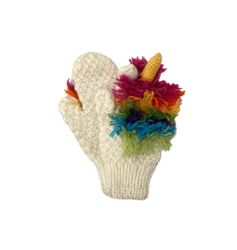 Andes Gifts Child Unicorn Mittens