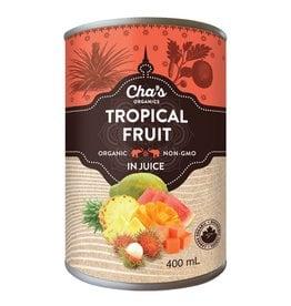 Cha's Organics Tropical Mixed Fruit in Juice