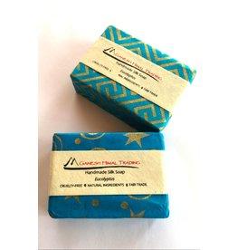 Ganesh Himal Eucalyptus Silk Soap