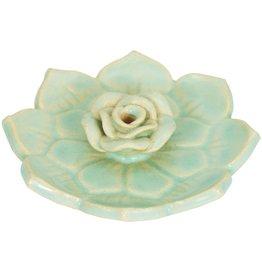 dZi Inc. Lotus Flower Incense Holder