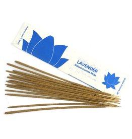 Global Groove Lavender Incense Sticks (10)
