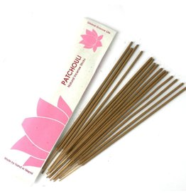Global Groove Patchouli Incense Sticks (10)