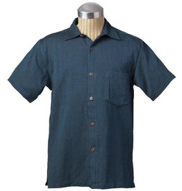 ARK Imports Cotton Button-Up Shirt
