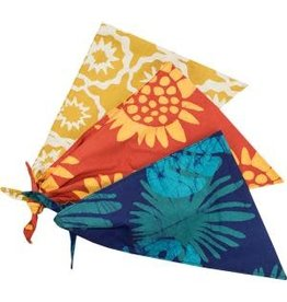 Global Mamas Colourful Pet Bandana (Small)