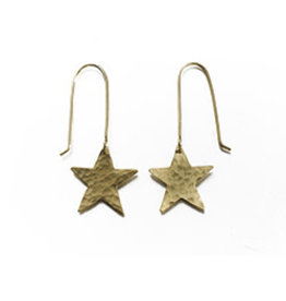 Flowering Desert Project Star Drop Earrings