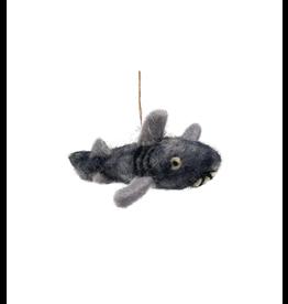 The Winding Road Shark Ornament
