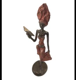 Atelier de Formation et de Promotion des Artisans Well Read Sculpture