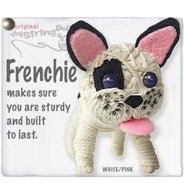 Kamibashi Frenchie Dog Keychain